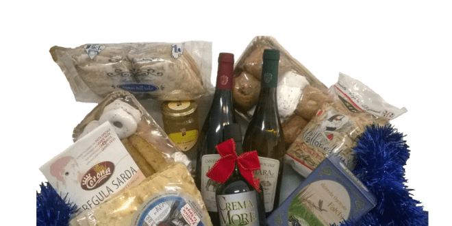 Il tuo Natale con prodotti tipici sardi e il calendario dell'Oasi Felina di Su Pallosu